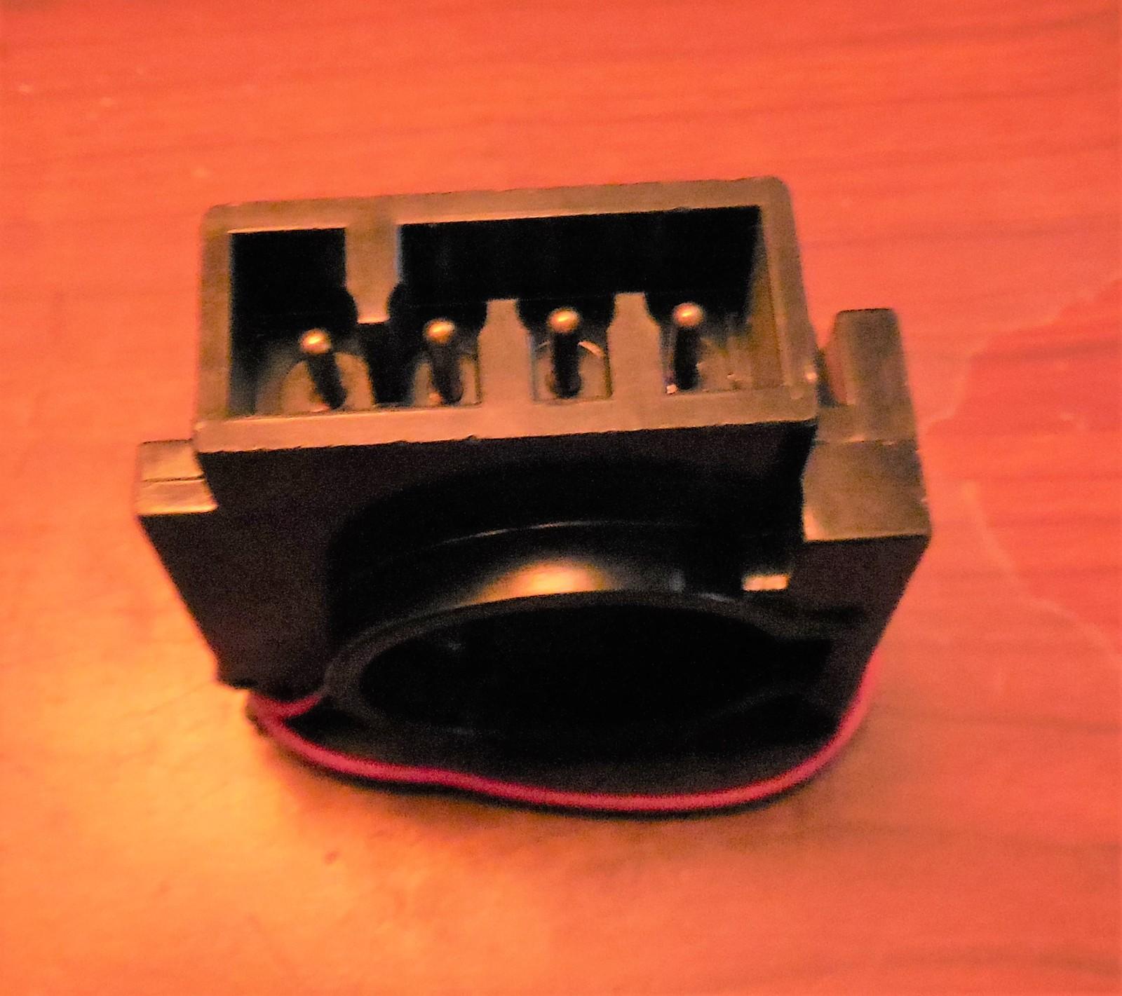 Viking Husqvarna 6690 Electric Plug Harness w/Electronics & Wire Connectors - $20.00