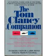 The Tom Clancy Companion by Martin Greenberg 1992 Paperback Jack Ryan CI... - $4.45