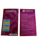 Jamberry Nail Wraps Autism Awareness 2015 Blue Purple Red Green Stars - $0.98