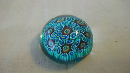 Murano Venetian Art Glass Paper Weight, Flowers or Coral from Italy, Vin... - $92.81
