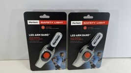 Perfect Fitness - SAFETY LIGHT                   LED ARM BAND - £13.57 GBP