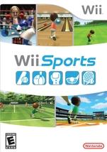 Wii Sports (Nintendo Wii, 2006) - $19.61