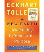 A New Earth: Awakening to Your Life's Purpose (Oprah's Book Club, Select... - $14.84