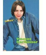 Vincent Kartheiser Devon Sawa teen magazine pinup clipping jean shirt Te... - $3.50