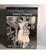 DVD SHIRLEY TEMPLE LITTLE PRINCESS IN COLOR GOLDEN MOVIE CLASSICS NEW NI... - $13.81