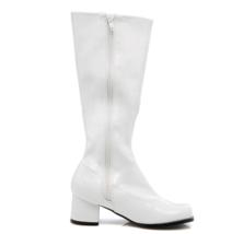 175-Dora, Child Boots by Ellie Shoes - Size Xl - White..fi - $59.39