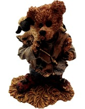 Boyds Bears, nativity, Bruce as the Shepherd, PRISTINE with box, 1st edition - $28.95