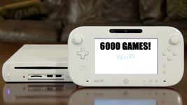 Nintendo Wii U Console Complete with over 6000 games installed & 200+ Wi... - $499.95