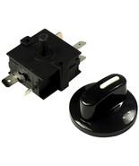 HQRP HeavyDuty Rotary Switch 4-Position 3-Speed 120-250V 15A Fan Heater ... - $6.95