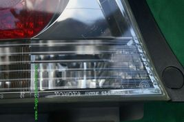 Lexus IS300 Sedan Taillights Tail Lights Lamp Set Pair 01-05 L&R image 11