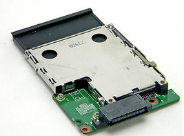 HP PAVILION DV6000 SERIES PCMCIA CARD CAGE BOARD DAAT8TH38F8 35AT8NB0034 - $3.79