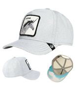 Goorin Bros Snapback Mesh Cap Unicorn Silver Glitter Grey Believer Truck... - $44.54