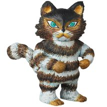 "An item in the Toys & Hobbies category: Medicom Vinyl Sofubi ""Cat Who Lived a Million Times"""