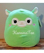 "Kellytoy Squishmallows Kimberly The Llama Pet Plush 12"" NEW - $38.63"