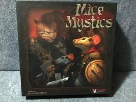 Mice and Mystics Board Game by Plaid Hat Games  **Please Read Descriptio... - $99.00