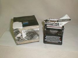 Atlantic 1946 typewriter still bank NIB turtle king rare - $30.00
