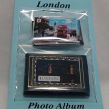 DOLLHOUSE City of London Photo Album & Pictures 2410 Jacqueline's Miniature - $5.55