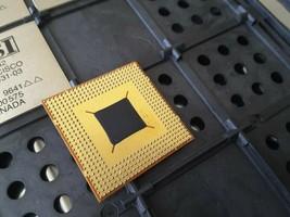 (1)  L2A0432 GOLD BGA RARE LSI CONTROLLER CPU PROCESSOR PBGA VINTAGE IC ... - $48.51