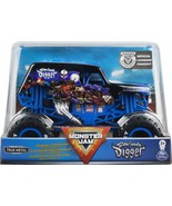 Monster Jam Official Son-uva Digger Monster Truck Die-Cast Vehicle 1:24 ... - $27.26