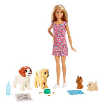 Barbie Doggie Day-Care Playset - $49.99