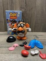 Disney Toy Story Mr Potato Head Vintage Original 1995 Pixar Playskool - $18.69