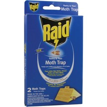 PIC PMOTHRAID Raid Pantry Moth Trap, 2 pk - $22.11