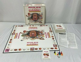 Rules of the Game Sports Board Game 1995  - $18.23