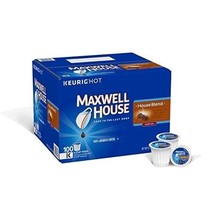 Maxwell House, House Blend Coffee, K-CUP Pods, 100 Count - $46.17
