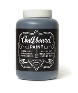 DIY Shop Chalkboard Paint by American Crafts | 16.5 ounces, Black (366867) - $17.35