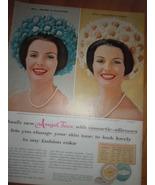 Pond's Angel Face Change Your Skin Tone Print Magazine Ad 1960 - $9.99