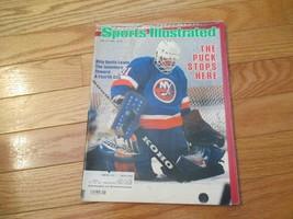 Sports Illustrated Magazine Billy Smith New York Islanders 1983 - $12.99