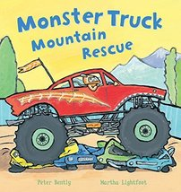 Monster Truck Mountain Rescue (Busy Wheels) [Paperback] [Oct 01, 2016] B... - $5.87