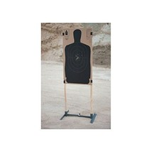 G Outdoors Adjustable Metal Target Stand, Gray, 18-24-Inch - $29.03