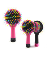 Professional Anti-static Brush Rainbow Massage Air Cushion Curl Comb - £5.37 GBP