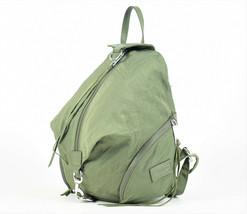Rebecca Minkoff Julian Full Size Nylon Backpack - Olive (Retail $145) - $78.21