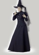 Incharacter Evil Böse Hexe Deluxe Erwachsene Damen Halloween Kostüm CF1022 - $84.12