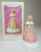 1997 Easter Collection Springtime Barbie Collectors Series Hallmark Orna... - $7.69