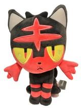 "Pokemon Poke Litten Plush Standard Doll Stuffed Animal Soft Toy NEW TAG 7"" - $39.99"
