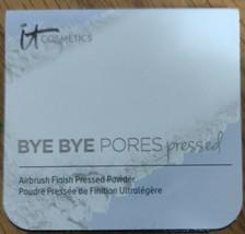 It Cosmetics Bye Bye Pores Pressed Translucent Airbrush Finish Travel New .08oz - $6.99