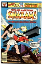SHAZAM #25-comic book 1976-DC-FIRST ISIS-KEY - $81.97