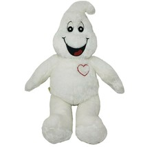 BUILD A BEAR HALLOWEEN BOORRIFIC GLOW DARK GHOST BABW STUFFED ANIMAL PLU... - $64.15