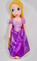 "Disney Store Princess Rapunzel Soft Plush Doll Stuffed Toy 20"" Tangled - $14.95"
