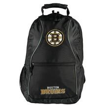 "BOSTON BRUINS OFFICIALLY LICENSED NHL ""PHENOM"" BACKPACK NEW  - $28.79"