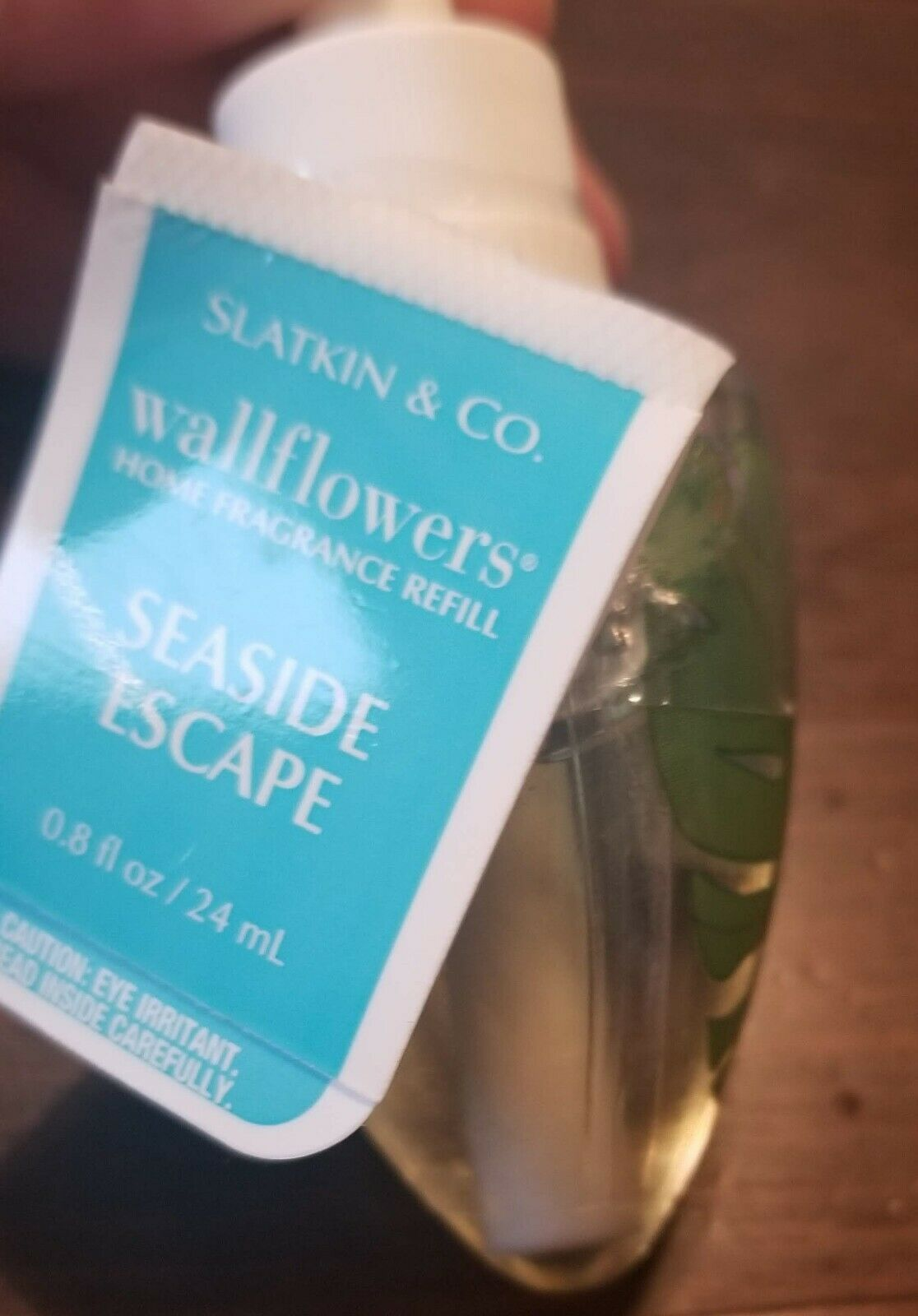Primary image for NEW Bath & Body Works Wallflowers SEASIDE ESCAPE Fragrance Refill Bulb