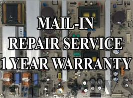 Mail-in Repair Service For Samsung BN44-00188A Power Supply 1 YEAR WARRANTY - $69.00