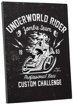 """Pingo World 0725QQUKOCM """"Underworld Rider Zombie Team Motorcycle"""" Galler... - $43.51"""