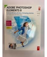 Adobe Photoshop Elements 8 windows - $8.90