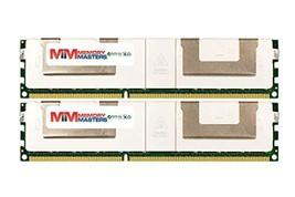 Memory Masters 64GB (2x32GB) DDR3-1600MHz PC3-12800 Ecc Lrdimm 4Rx4 1.35V Load Re - $194.04