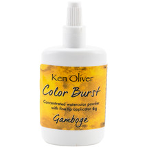 Ken Oliver Color Burst Powder 6gm-gamboge - $10.39