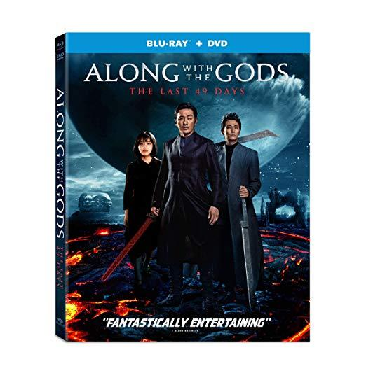 Along With The Gods: The Last 49 Days [Blu-ray + DVD, 2018]